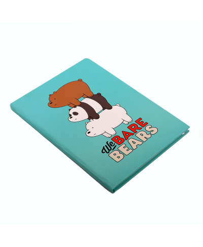 We Bare Bears Defter