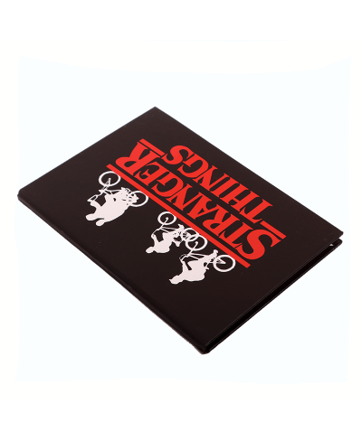 Stranger Things Bicycle Child Defter 2