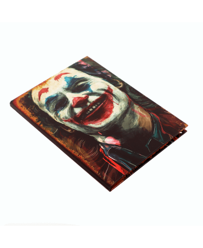 Joker Face Defter