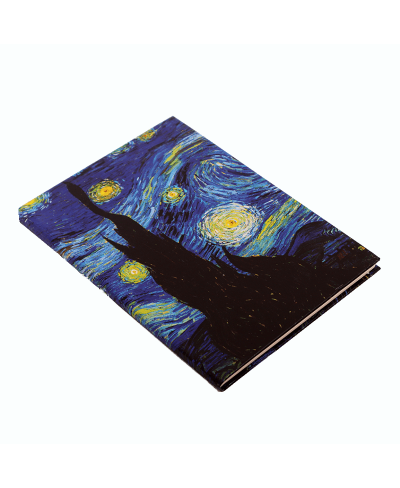 Van Gogh The Starry Night Defter