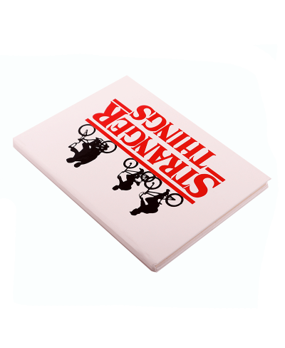 Stranger Things Bicycle Child Defter