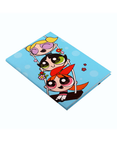 Powerpuff Girls Defter