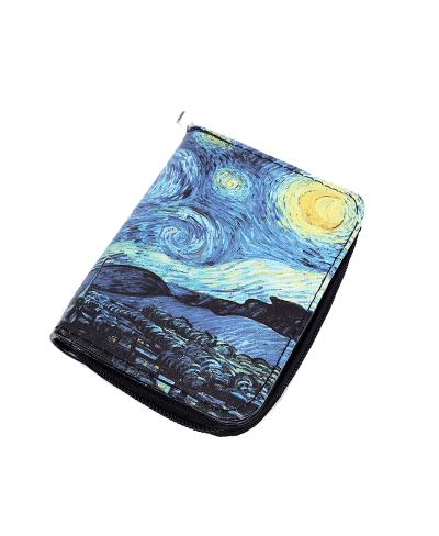 Van Gogh The Starry Night Cüzdan