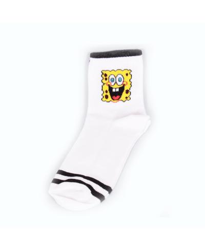 Sponge Bob Spor Çorap