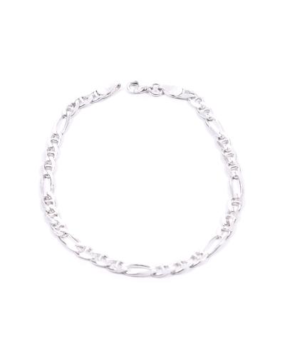 Gümüş Zincir Erkek Bileklik 2