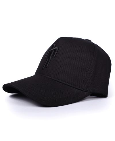 Billie Eilish Logolu Siyah Şapka