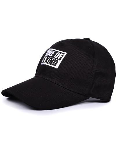 One Of A Kind Siyah Şapka