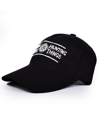 Supernatural Siyah Şapka