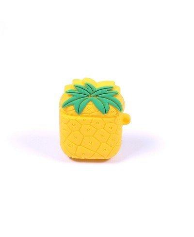 Sarı Ananas AirPods Kılıf