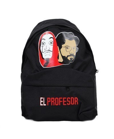 La Casa De Papel El Profesor Sırt Çantası