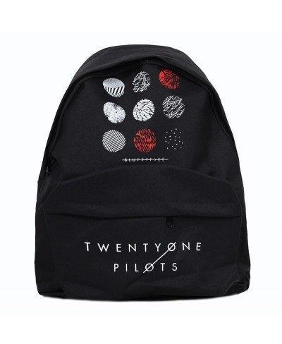 Twenty One Pilots Blurryface Sırt Çantası