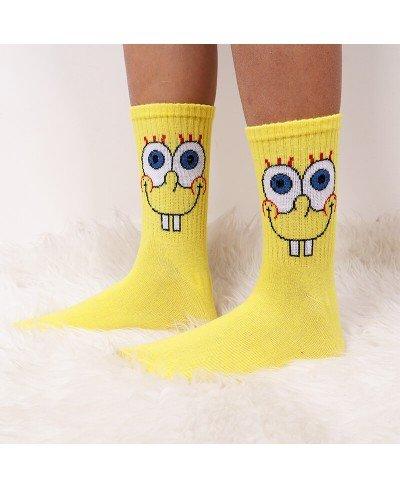 Sünger Bob Spor Çorap