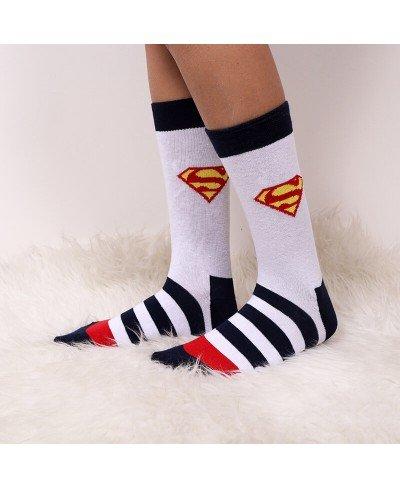 Superman Spor Çorap