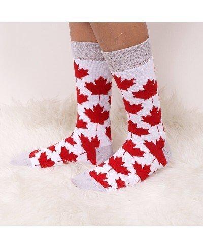 Çınar Yaprağı Spor Çorap