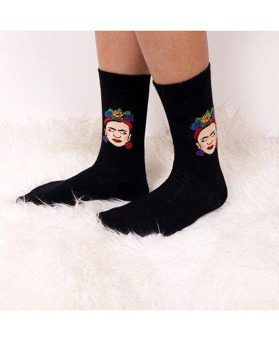 Frida Kahlo Spor Çorap