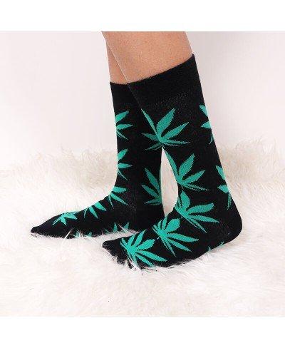 Beş Yaprak Spor Çorap 2