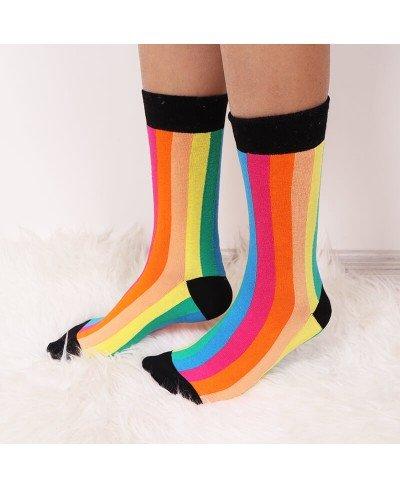 Gökkuşağı Spor Çorap