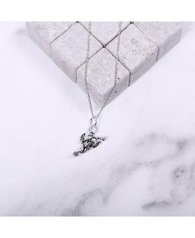 Eros Gümüş Kolye
